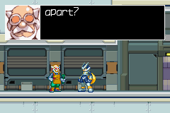 Megaman Zero 2 - never happening! - User Screenshot